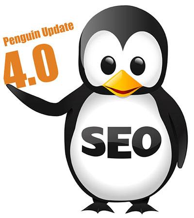 Google企鹅更新penguin 4.0